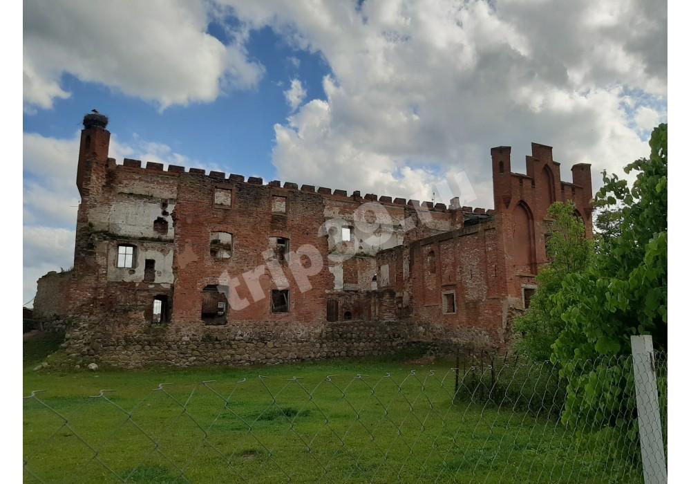 Экскурсионный тур «Королевский Кранц» + посещение семейной фабрики Шаакен Дорф