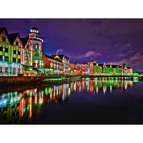 Сумерки Кёнигсберга с музеем Фридландские ворота и ужином в баварском ресторане
