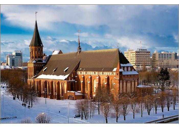 Экскурсия «Кёнигсберг и Калининград — прошлое и настоящее», на 5-6 часов