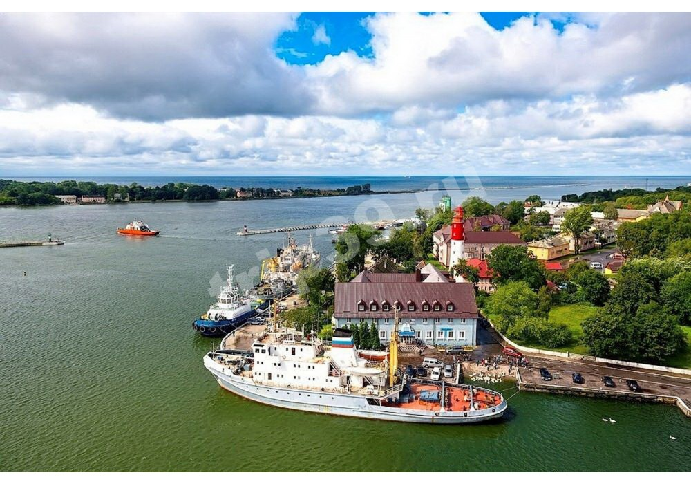 Самый западный город России + музей Балтийского флота