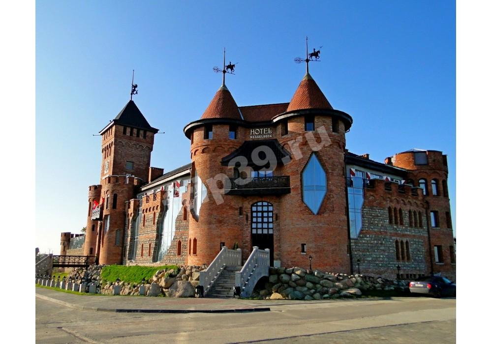"""Индивидуальная экскурсия """"О кирхах, рыцарях и замках""""+ угощение в замке Шаакен"""