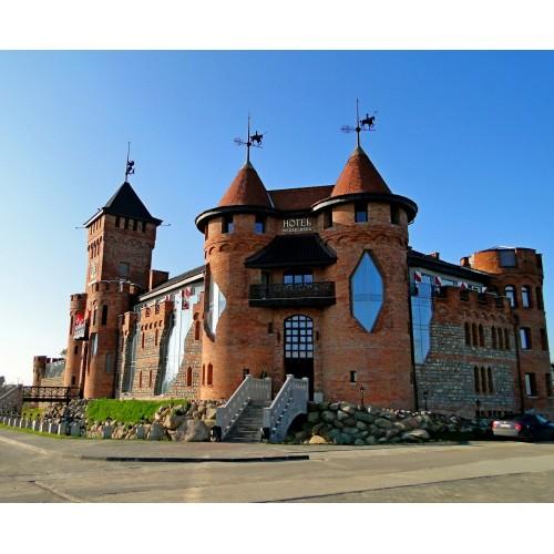 «Легенды замка Шаакен» + рыцарское шоу в замке «Нессельбек» - из Светлогорска