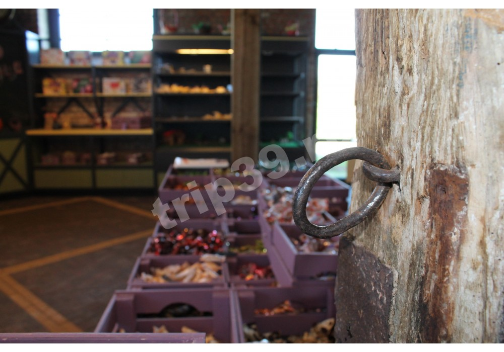 Экскурсионный тур «Королевский Кранц» + посещение семейной фабрики Шаакен Дорф, 5 часов