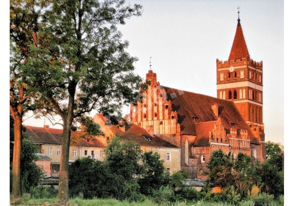Индивидуальная экскурсия «История средневековых городов: Фридланд-Гердауэн»